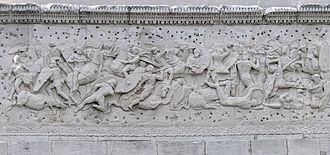Triumphal Arch of Orange - Image: Orange Arc De Triomphe Détail 2 (pixinn.net)