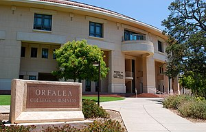 Orfalea College of Business - Image: Orfalea College of Business