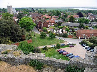 Orford, Suffolk - Image: Orford Suffolk