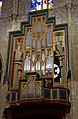 Organ Church of Santa Maria del Pi Barcelona (5832676956).jpg