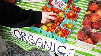 Organic movement - Organic Tomatoes