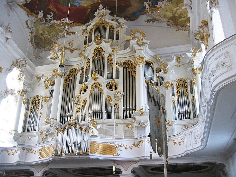 Orgel Roggenburg