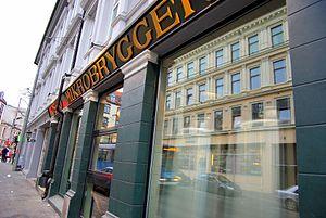 Beer in Norway - Image: Oslo Mikrobryggeri