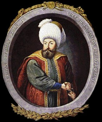 Ottoman family tree - Image: Osman Gazi