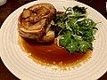 Osteria Epoca Cafe Bar, Yeronga, Queensland, pork belly 01.jpg