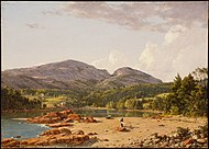 Otter Creek Mt Desert by Frederic Edwin Church 1850.jpeg
