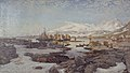 Otto Sinding - Spring Day in Lofoten - KMS1230 - Statens Museum for Kunst.jpg