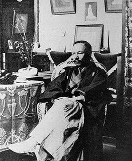 Japanese general and novelist