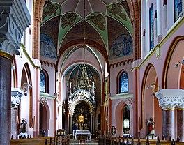 Our Lady of Perpetual Help Church (in), 56 Zamoyskiego street, Podgorze, Krakow, Poland.jpg