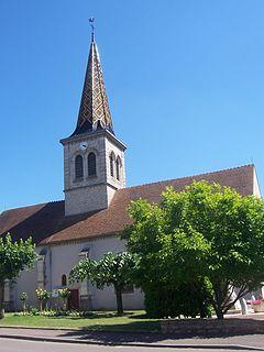 Ouroux-sur-Saône Commune in Bourgogne-Franche-Comté, France