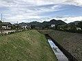 Outer moat of Hagi Castle.jpg