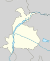 Outline map of Kizilyurtovsky District (with position on the map of Dagestan).png