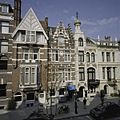 Overzicht, gevelwand met verschillende stijlen - Amsterdam - 20409016 - RCE.jpg