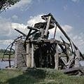 Overzicht, vervallen staat, is herbouwd op dezelfde plaats in 1992 - Waalre - 20366185 - RCE.jpg