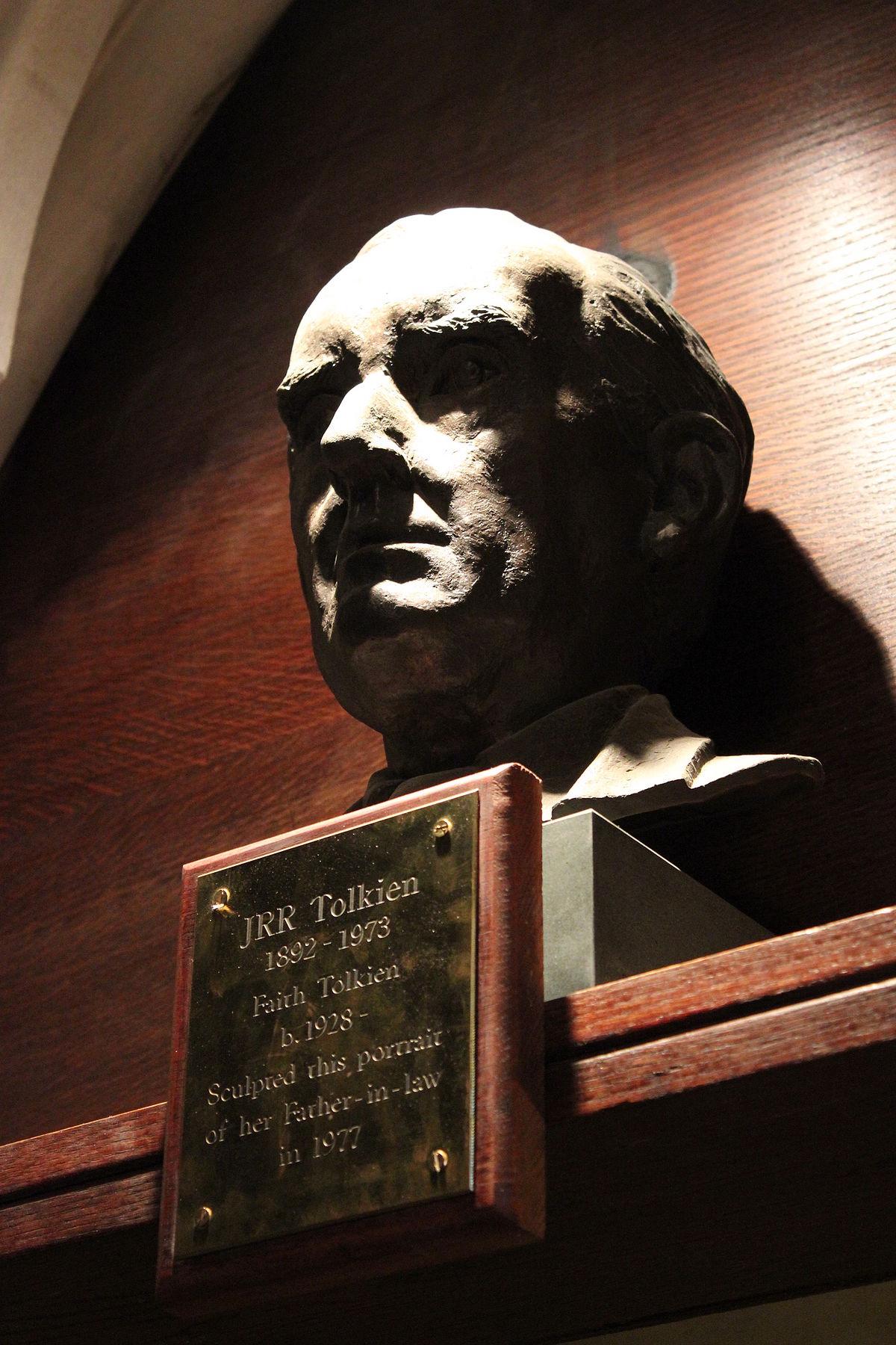 J R R Tolkien –