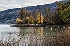 Pörtschach Halbinselpromenade Naturpark im Landschaftsschutzgebiet 28102017 1759.jpg