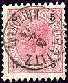 Pürglitz 1894 5kr Krivoklat.jpg