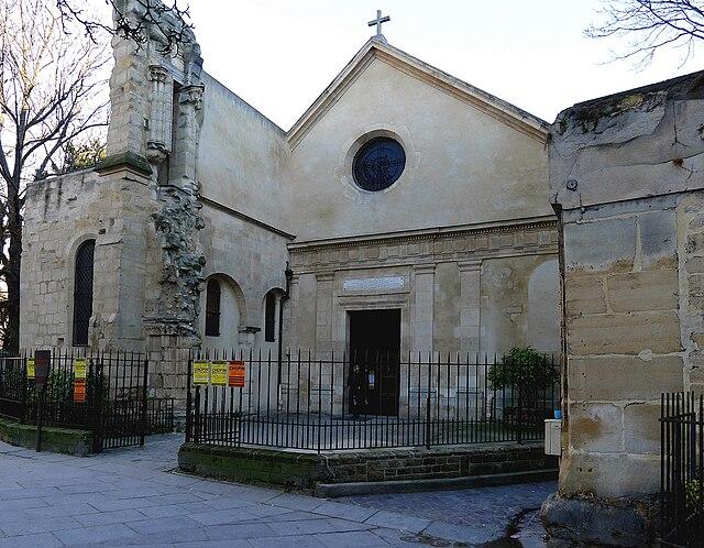 Saint Julien le Pauvre_5