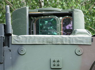 Puma (IFV) - PERI sight for the commander.
