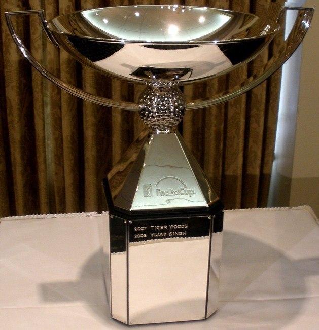PGA Tour's FedEx Cup new