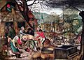 PIETER BREUGHEL THE YOUNGER - The Four Seasons - Winter.jpg