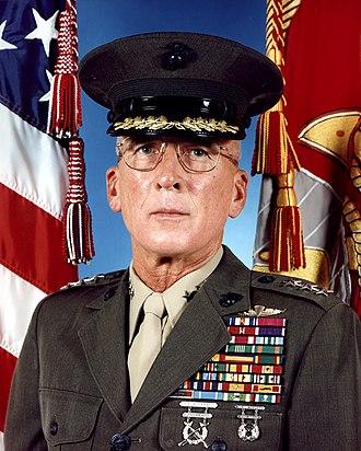 Paul Van Riper - Image: PK Van Riper USMC