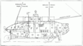 PSM V58 D177 Longitudonal section of the submarine argonaut.png