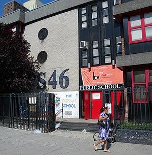 Education in Harlem - PS 46