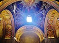 Padova Basilica di Santa Giustina Innen Oratorio di San Prosdocimo Gewölbe 2.jpg