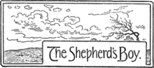 The Shepherd's Boy.