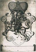Pahonia. Пагоня (1600)