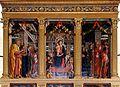 Pala di San Zeno by Andrea Mantegna - San Zeno - Verona 2016 (2).jpg