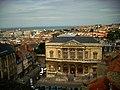 Palais de justice de Boulogne-sur-Mer vanaf de toren van de ((Belfort)).jpg