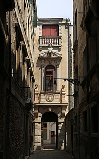 palace and museum near Santa Maria Formosa, Castello, Venice