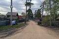 Pamyat' Parizhskoy Kommuny village, Zelenaya Street 02.jpg