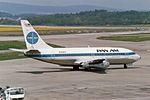 """Pan American World Airways - Pan Am Boeing 737-296-Adv N389PA """"Clipper Frankfurt"""" (26119426434).jpg"""