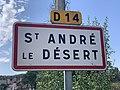 Panneau entrée St André Désert 1.jpg