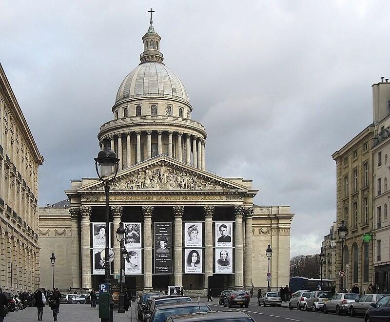 Panteón de París (año 1764)