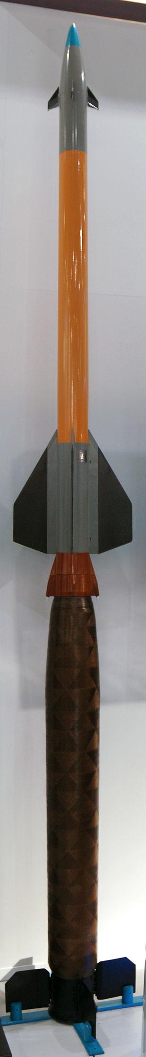 Pantsir-S1 - Image: Pantsir S1 missile maks 2009