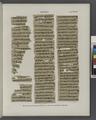 Papyrus. Hieratischer Papyrus. No. IV, Lin. 1-83. (jetzt im K. Museum zu Berlin.) (NYPL b14291191-44342).tiff