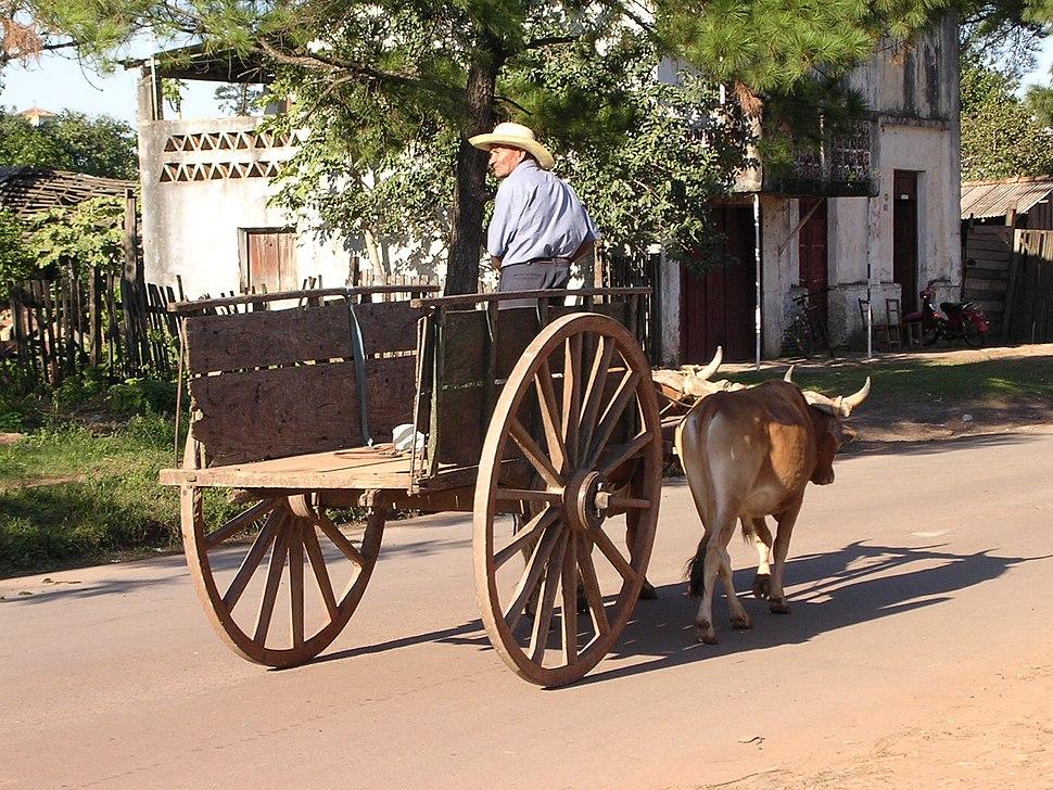 Paraguay carreta