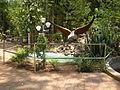 Parassini SnakePark Statue.JPG