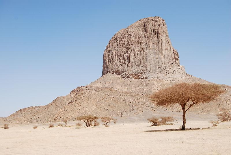 Ахаггарський парк, Алжир. Автор фото — Hamza-sia (CC-BY-SA-3.0)