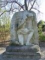 Parc bordelais statue.JPG