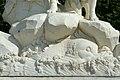 Parc de Versailles, demi-lune du bassin d'Apollon, Ino et Melicerte, Pierre Granier 07.jpg