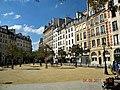 Paris, France. PLACE DAUPHINE (11) (PA00085996).jpg