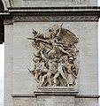 Paris-Arc de Triomphe-106-Le Depart des volontaires de 1792-Francois Rude-2017-gje.jpg