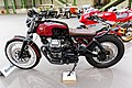 Paris - Bonhams 2016 - Millenovecento 36 custom Moto Guzzi 750 cm3 Nevada - 2003 - 002.jpg