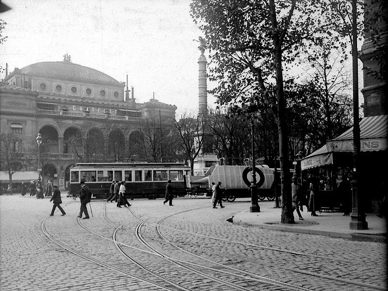 Fichier:Paris - Le Chatelet - 1912 -2.jpg