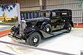 Paris - Retromobile 2014 - Humber Snipe 80 Landaulette par Thrupp & Maberley - 1934 - 002.jpg